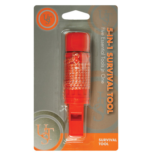 UST® 5-IN-1 Survival Tool #20-310-5-1