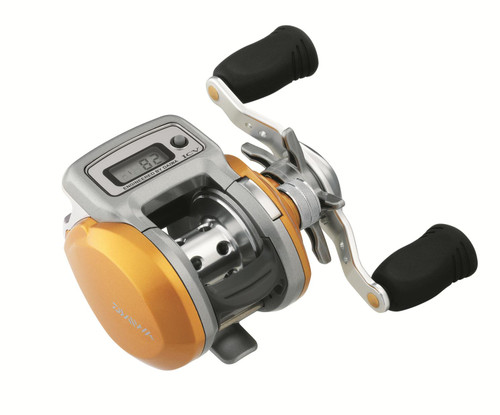 Daiwa® AccuDepth® 15 ICV Low Profile Digital Line Counter Reel