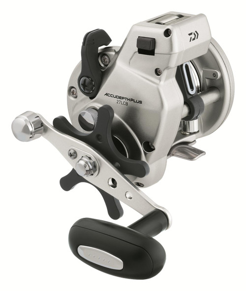 Daiwa AccuDepth Plus-B 27 Line Counter Reels ADP27LCB #ADP27LCB