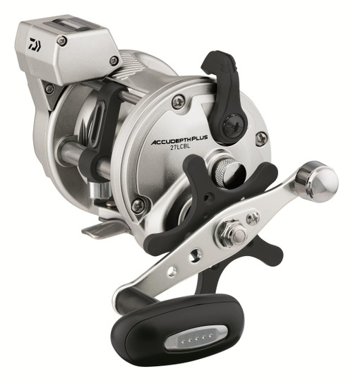 Daiwa AccuDepth Plus-B 27 Line Counter Reels ADP27LCBL #ADP27LCBL