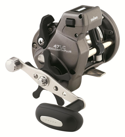Daiwa AccuDepth Plus-B 47 Line Counter Reels ADP47LC #ADP47LC