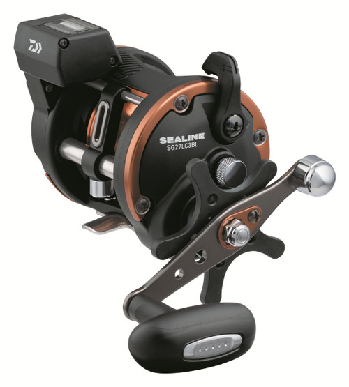 Daiwa SEALINE SG27LC -3B Linecounter Reels