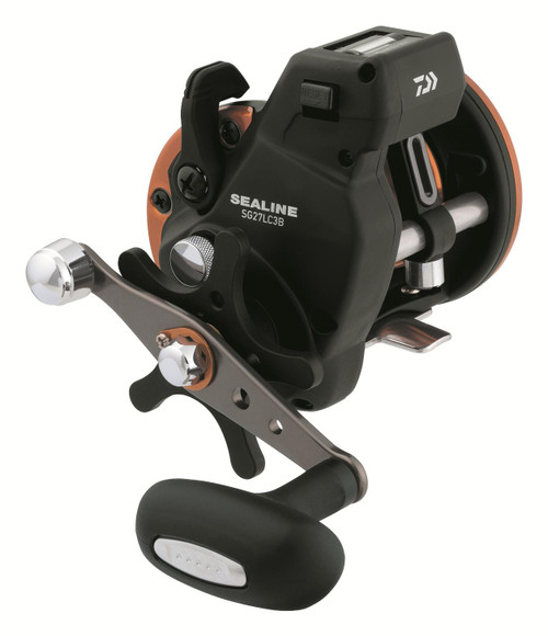 Daiwa SEALINE SG-3B Linecounter Reels
