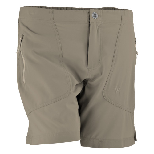 White Sierra Women's West Loop Trail Shorts