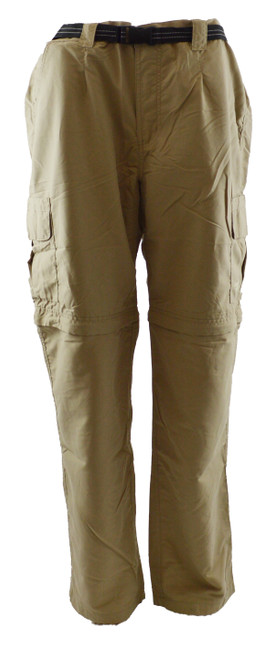 Guide's Choice Zip-Off Quick-Dry Trail Pant #GCM9221-KH-XL