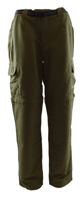 Guide's Choice Zip-Off Quick-Dry Trail Pant #GCM9221-SG-XL