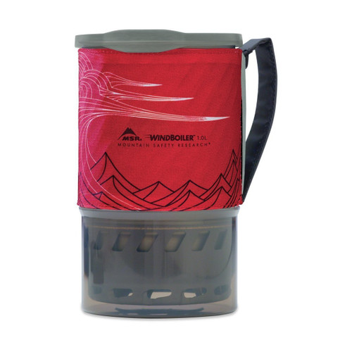 MSR WindBoiler Personal Backpack Stove System #05696