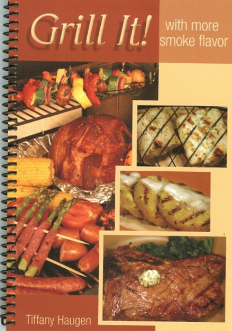 Grill It! With More Smoke Flavor by Tiffany Haugen #GIT