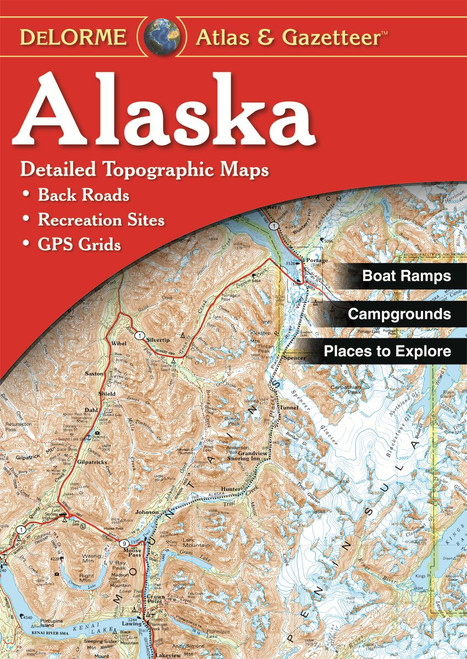 DeLorme Atlas & Gazetteers Series