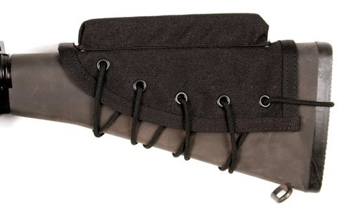 BLACKHAWK! Adjustable Rifle Buttstock Cheek Pad #90CP00BK