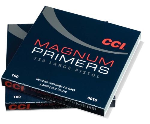CCI Standard 250 Magnum Large Rifle Primers 250 Mag | Large Rifle #0015