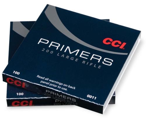 CCI #34 Large Rifle Primers 7.62 x 51mm | # 34 Large Rifle #002