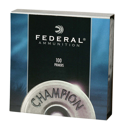 Federal Champion Large Rifle Centerfire Primer .210 dia | Large Rifle #210