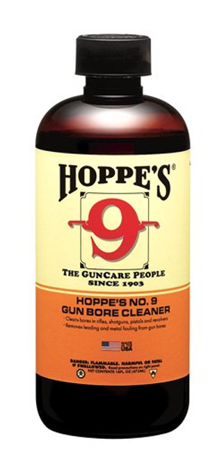 Hoppe's No. 9 Gun Bore Solvent 916 #916