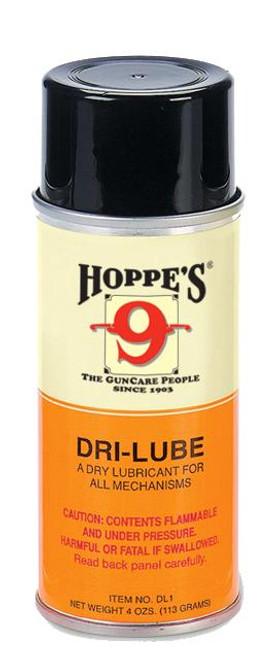 Hoppe's Dri-Lube 4 oz Lubrication Aerosol Spray #DL1