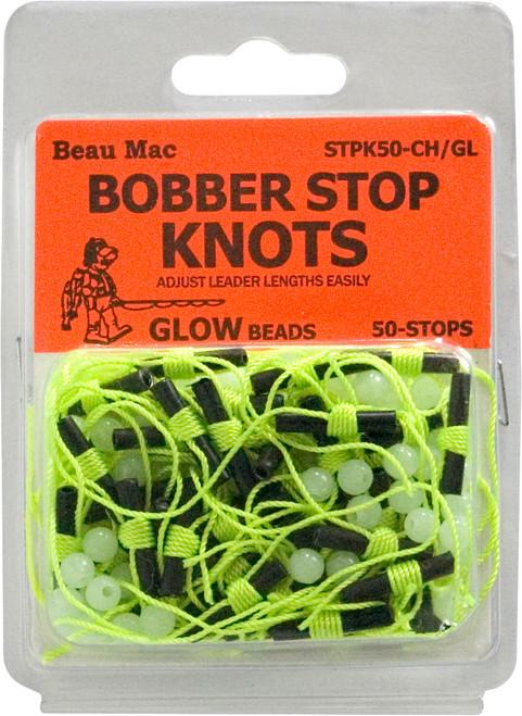 Beau Mac Bobber Stop Knots