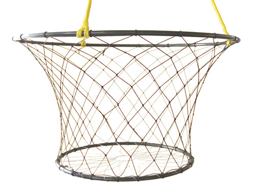 """SMI Deluxe Crab 29"""" x 17"""" Ring, Harness & Rope #19053"""