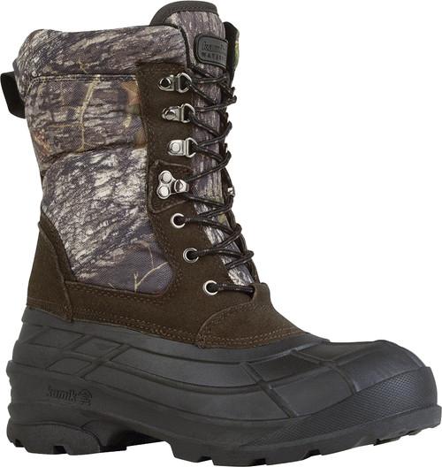 Kamik NationCamo Waterproof Mossy Oak Camo Hunting Boots