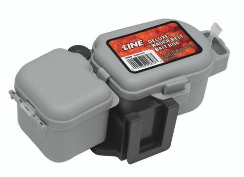 PLine Deluxe Wader Belt Bait Box #H-405