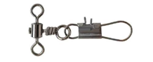Pucci Rolling Drop Swivel & Interlock Snap Black Nickel 3 #PRDI3-25