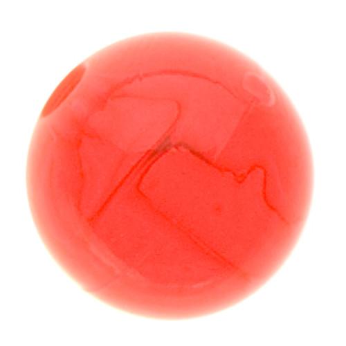 Yakima Bait Round Beads Red 4mm #5494-R