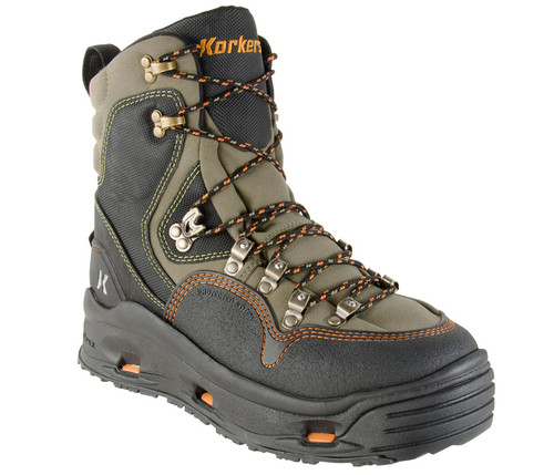Korkers K-5 Bomber Wading Boots-1