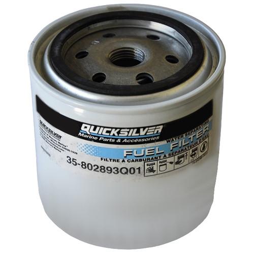 Quicksilver Water Seperating Fuel Filter #35-802893Q-01