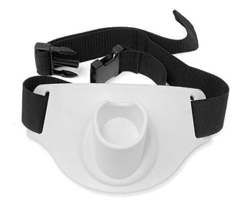 Angler's Choice Oval Notch Economy Snap Clip Fight Belt #EFB-885