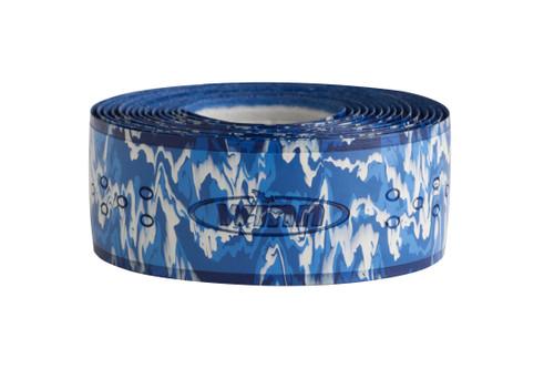 Winn 44' Rod Overwraps BLUE CAMO #SOW11-BC