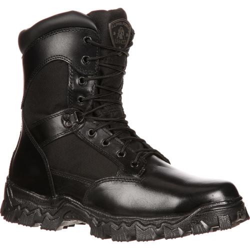 Rocky AlphaForce Zipper Waterproof Duty Boots