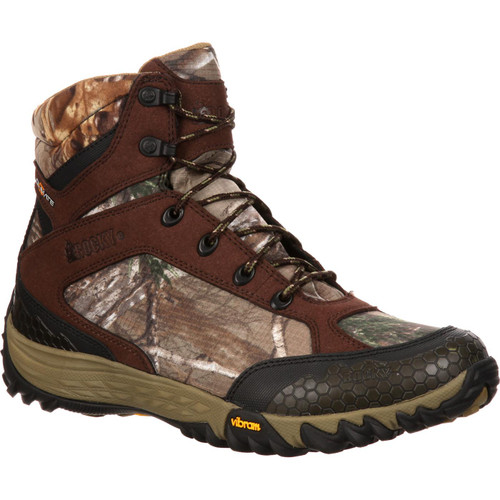 Rocky SilentHunter Insulated Waterproof Hunting Boots