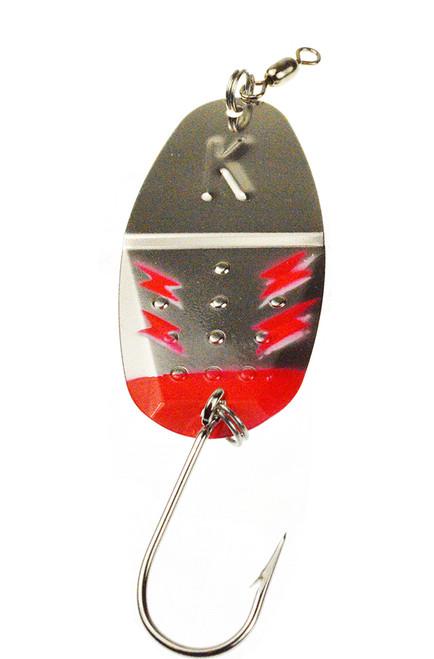 2 K's Tackle K-Lure Wobblers 1130 NIKFLMTG #1130