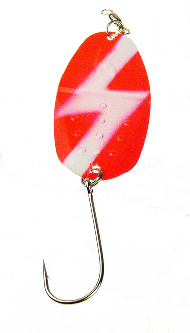 2 K's Tackle K-Lure Wobblers 1215 REDWHT Z #1215