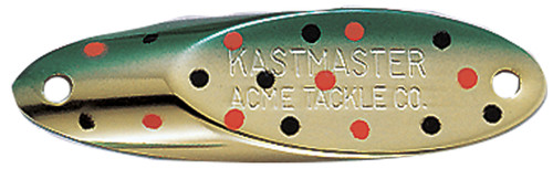 Acme Tackle Kastmaster Spoon  SW105BKT #SW105-BKT