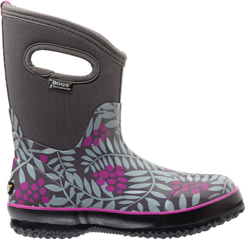 BOGS Women's Classic Winterberry Mid Insulated Boots