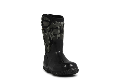 BOGS Kid's Durham Camo Insulated Boots