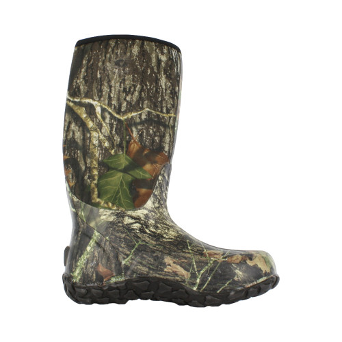 BOGS Men's Classic High Mossy Oak Hunting Boots 13 #60542-973-13