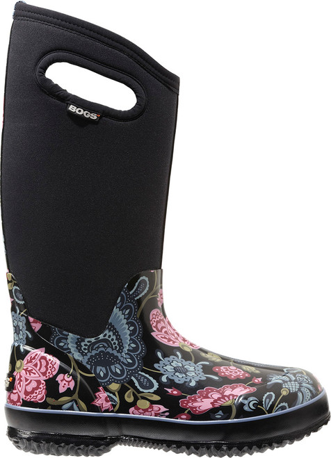 BOGS Women's Classic Winter Blooms High Insulated Boots