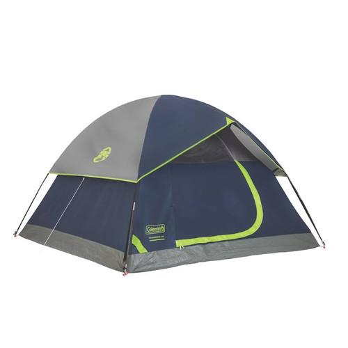 Coleman SunDome 4-Person Tent #2000024582