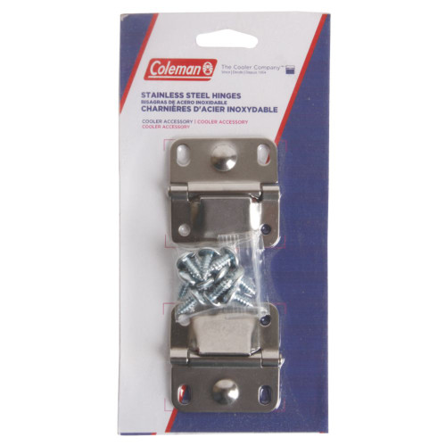 Coleman Stainless Steel Replacement Cooler Hinge Set #3000005301