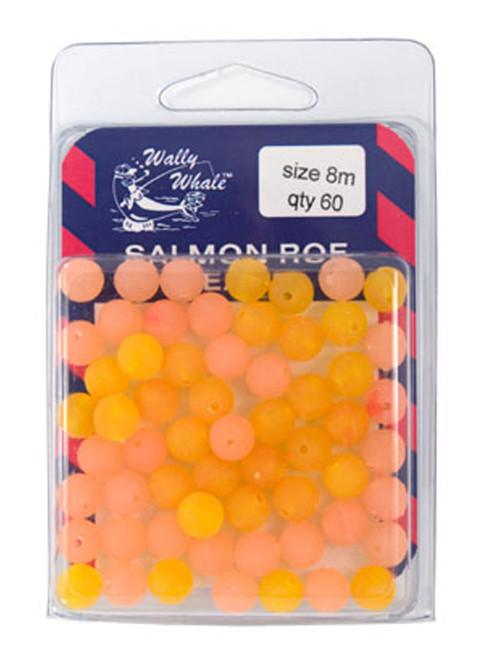 Gibbs ZAK Wally Whale Salmon Roe Beads