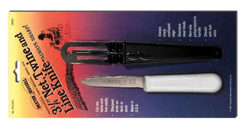 "Dexter Sani-Safe 3-1/4"" NTL Knife & Sheath #28653"