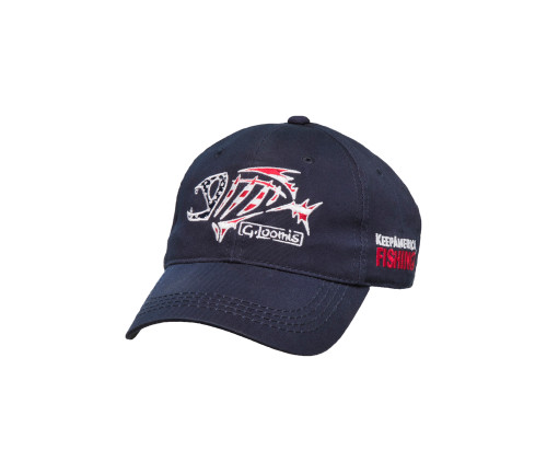 Gloomis 'Keep America Fishing' Logo Caps