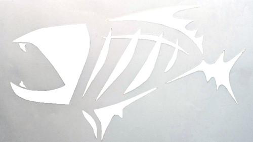 Gloomis Skeletal Logo Boat Decals