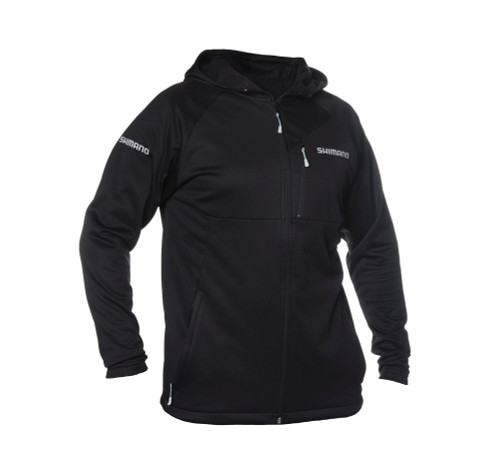 Shimano Escudo Full Zip Hoodies