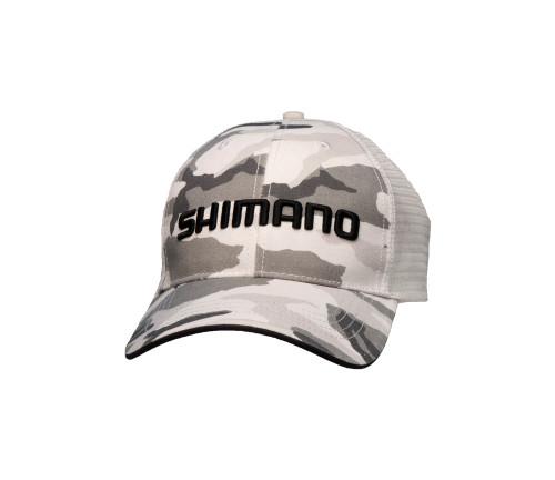 Shimano Smokey Trucker Caps