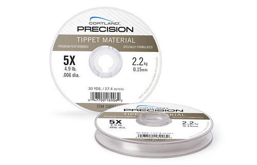 Cortland Precision Co-Polymer Tippet Material