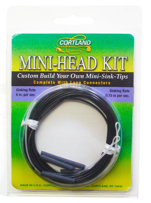 Cortland Precision Tippet Mini-Head Kits