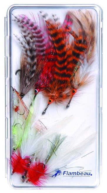 Flambeau Streamside Fly Box 3025 #3025