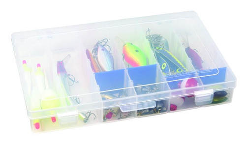 Flambeau Tuff 'Tainer 6-Partitions & 10 Zerust Divider Storage Containers